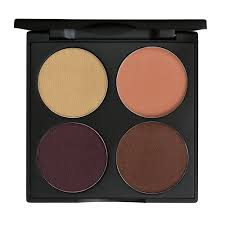 gorgeous cosmetics 4 pan all in one hazel eyes palette frends
