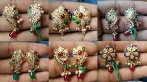 rajputi earrings new earrings design tops design earrings design
