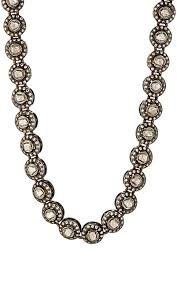 diamond necklace images photos images Munnu single line white diamond necklace barneys new york