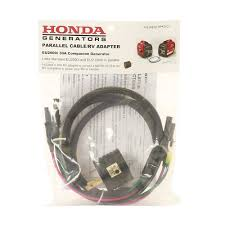 parallel cables and 30 amp rv adapter kit honda p85008e92