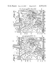 patent us4553116 molded case circuit breaker with resettable