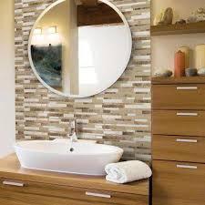 kitchen backsplash peel and stick tile backsplashes tile the home depot