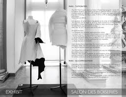 Fashion Designer Resume Arts Of Fashion Foundation Summer Masterclass 2017