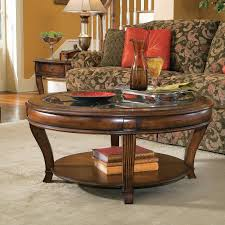 hooker furniture brookhaven round end table hayneedle