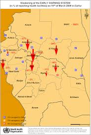 South Sudan Map Who Sudan Maps