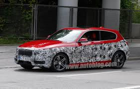 bmw 1 series hatchback spy shots photo gallery autoblog