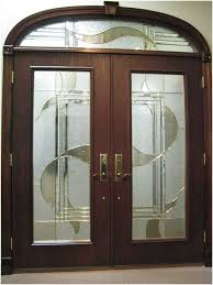 Etched Glass Exterior Doors Door Design Mirror Blessed Door