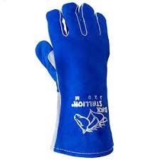 Split Cowhide Welding Gloves 320 By Revco