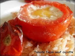 le oeuf recette tomate farcie à l oeuf façon cocotte 750g