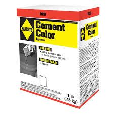 sakrete 1 lb cement color red 65075003 the home depot