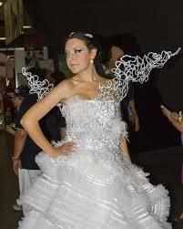 katniss everdeen wedding dress costume katniss everdeen wedding dress trasformation mockingjay from
