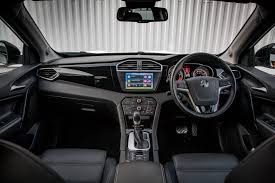 subaru tribeca 2015 interior living with the mg motors gs exclusive