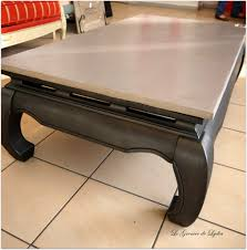 Table Basse Style Asiatique by Esprit Indus Pour Une Table Basse Opium Relooking De Meubles