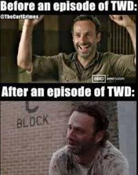 The Walking Meme - the walking dead season 6 finale memes stuff fly people like sfpl