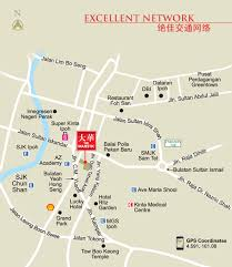 utc mall map ipohinvestment property homestay estate