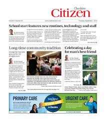 20160901cheshirecitizen by cheshire citizen issuu