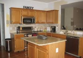 Kitchen Colors With Maple Cabinets Kitchen Paint Colors With Oak Cabinets And Black Appliances