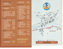 Michigan Burn Permit Map by Rockwood Borough Town Map Directory