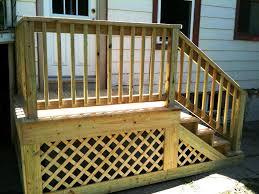 metal deck railing for sale u2014 jburgh homes optional porch