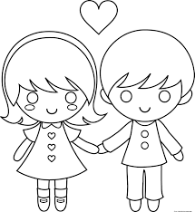 couple coloring pages to download and print for free