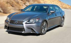 lexus ls 350 f sport 2013 lexus gs350 awd gs350 f sport test review car and driver