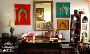indian style in interior design by algedra