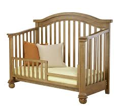 Tuscany Convertible Crib by Sorelle Cape Cod Crib N Changer With Toddler Rail Part 22