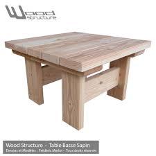 salon de jardin salon de jardin mobilier bois prêt à monter wood structure