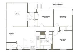 popular floor plans business floor plan creator modern house small office plans home