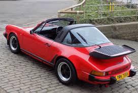 singer porsche red classic chrome porsche 911 sc 3 0 targa 1982 x red