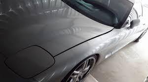 corvette c5 wicker bill spoiler no drill youtube