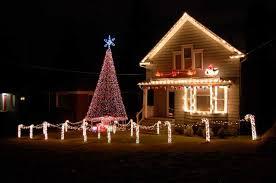 exterior simple outdoors decorating ideas light diy