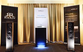 home theater columns audio oasis awards axpona 2017