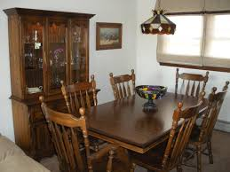 Cochrane Dining Room Furniture Find More Cochrane Alamo Oak Dining Room Set Make Offer For