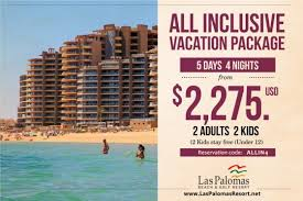 come to rocky point packages