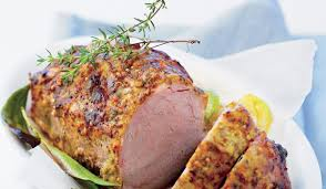 comment cuisiner un filet mignon de porc en cocotte filet mignon de porc à la moutarde surgelés les viandes