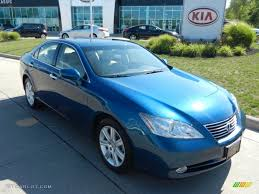 2008 lexus es 350 colors 2008 aquamarine blue lexus es 350 68772178 gtcarlot com car