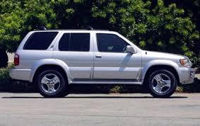 linex jeep blue 2003 infiniti qx4 information and photos zombiedrive