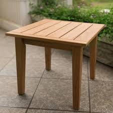 teak outdoor coffee u0026 side tables for less overstock com
