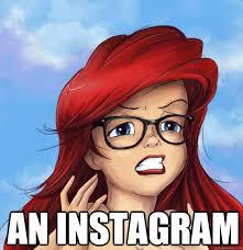 Hd Memes - hipster ariel hd memes quickmeme