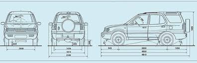 Honda Crv Interior Dimensions Suv Dimensions Dimensions Info