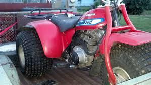 81 honda atc 200 clean original 3 wheeler 500 honda atv forum