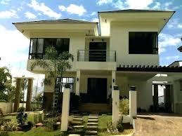 exterior home design contemporary simple house designs simple modern