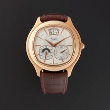 piaget automatic piaget emperador gmt automatic g0a32017 store display