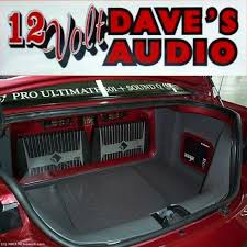 12 volt dave s audio the great pottsville cruise