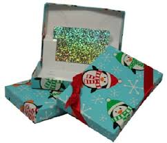 christmas gift card boxes 100 penguin gift card holders gift card presentation box