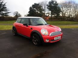 2008 mini cooper 1 6 r56 gen 2 red facelift immaculate with low