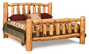Log Bed Pictures by Bedroom Dutchman Log Furniture
