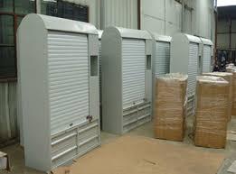Shutter Door Cabinet Tambour Cabinet On Sales Quality Tambour Cabinet Supplier