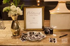poloroid guest book 10 ideas for a guest book which don t weddingplanner co uk